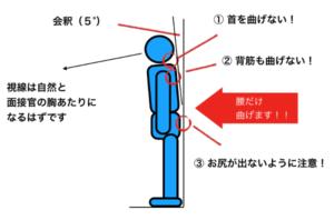 秘書検定準1級直立姿勢